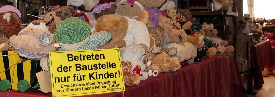 Teddymuseum / Puppenmuseum Steinheim Westfalen