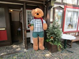 Impressionen Teddy & Puppenmuseum 13
